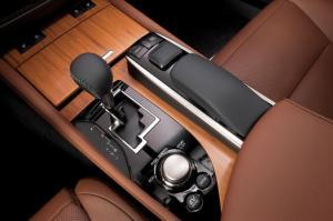 Lexus GS450h mouse knob