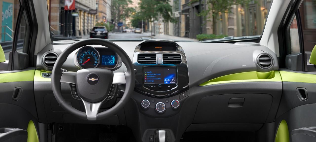 2014 chevrolet spark 1lt manual hatchback