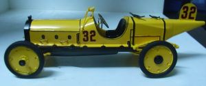 Marmon Wasp driven by Ray Harroun