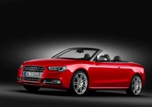 Audi S5 Cabriolet/Standaufnahme