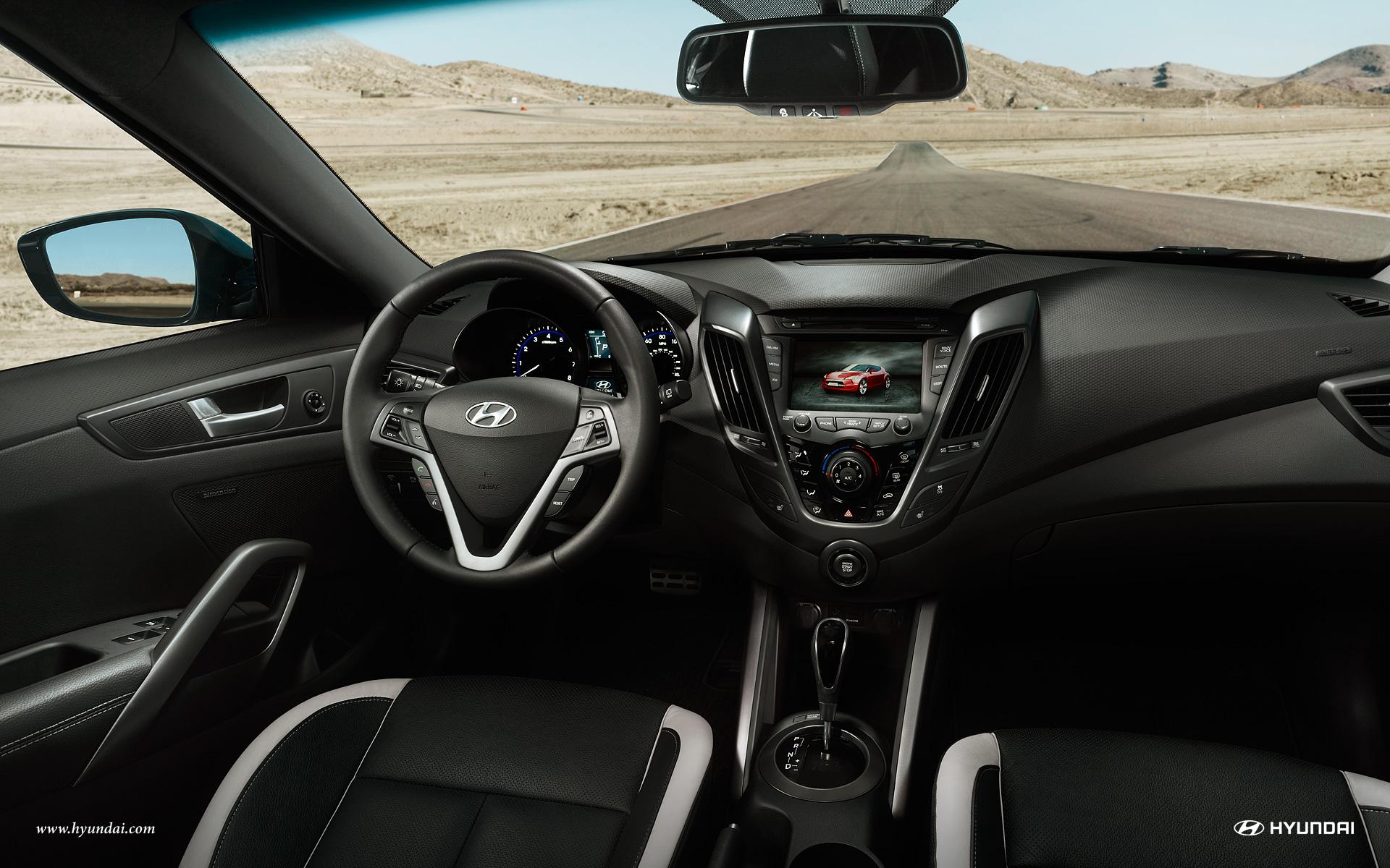 2013 hyundai veloster turbo savage on wheels for Hyundai veloster interior
