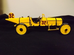 Nearly the final version of the 1:18 Marmon Wasp.