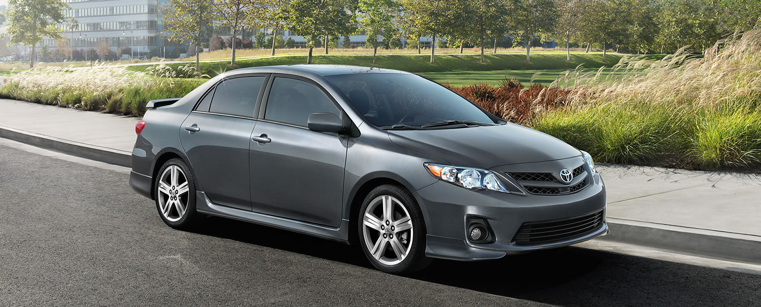 2013 toyota corolla s savage on wheels. Black Bedroom Furniture Sets. Home Design Ideas
