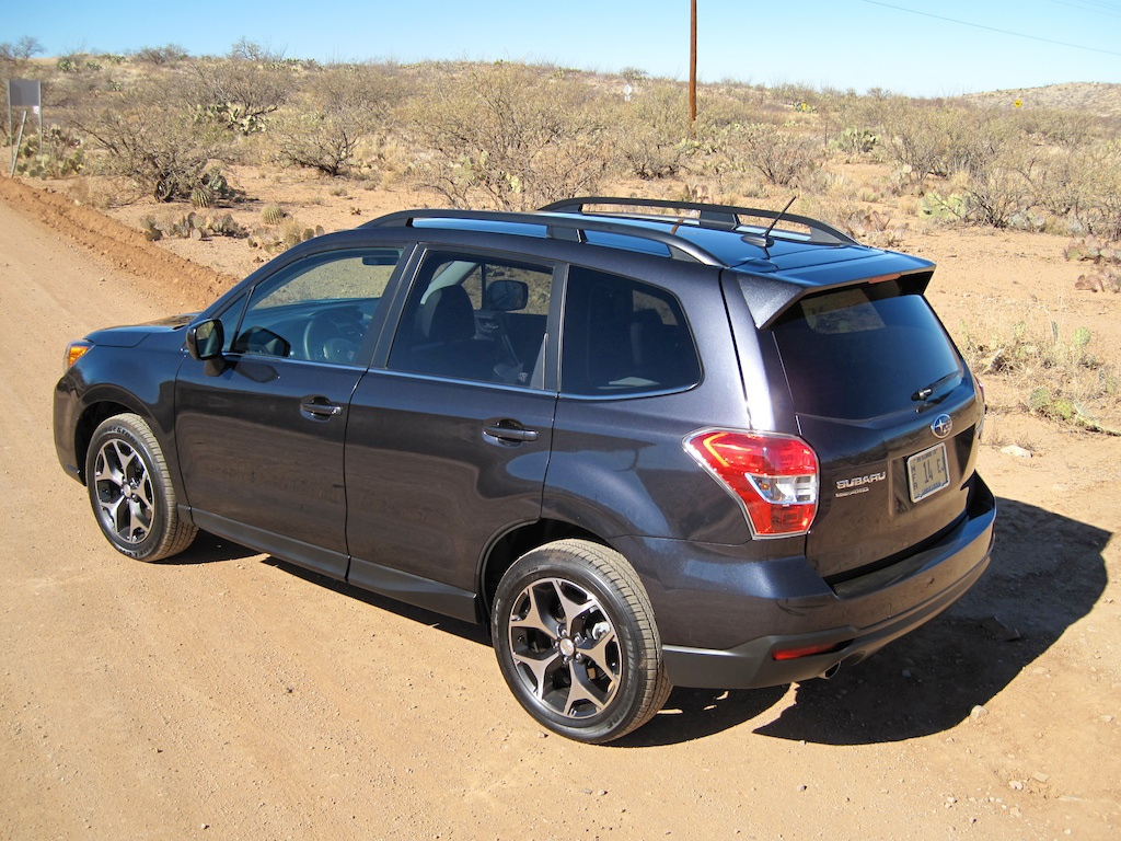 Subaru Forester 2 0 Xt Premium >> 2014 Subaru Forester 2.0XT Premium | Savage On Wheels