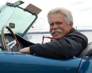 Wayne-Chasing Classic Cars
