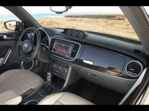 Volkswagen Beetle Cabriolet/50s Edition