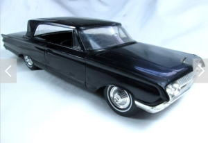 promotional model cars, dealer