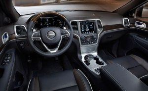 The Patriot's interior is attractive, useful and well laid out.