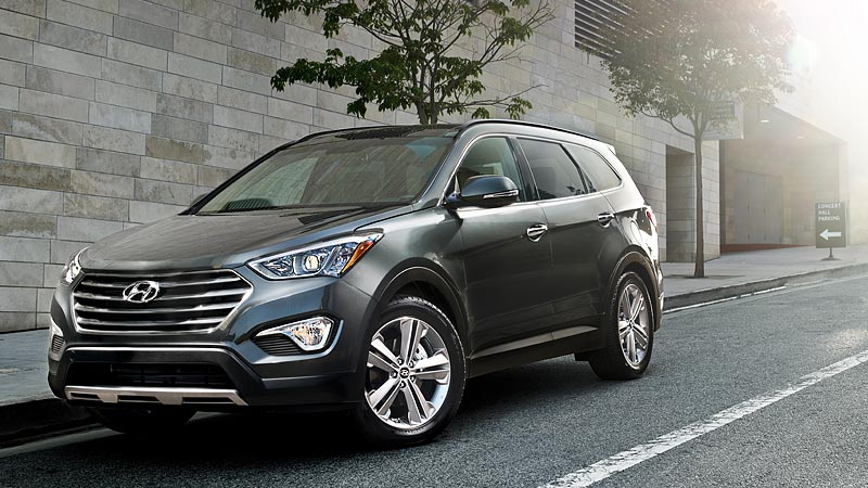 2013 Hyundai Santa Fe GLS AWD | Savage On Wheels