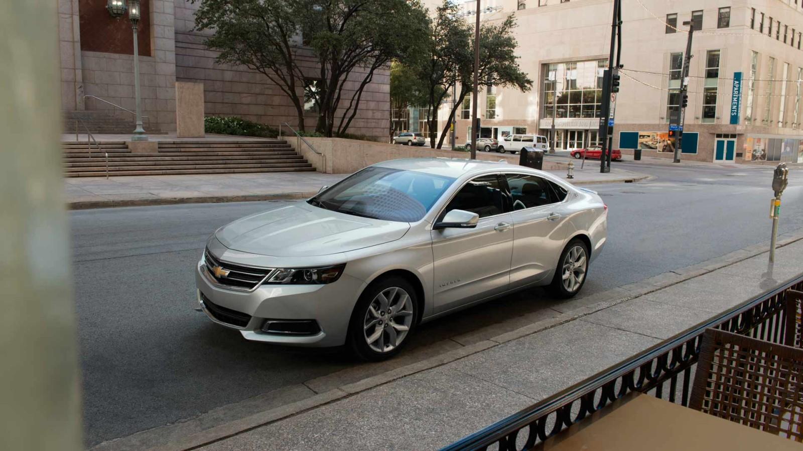 2014 Chevrolet Impala 2LT | Savage On Wheels
