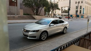 Sleek and modern, the new Impala is a looker!
