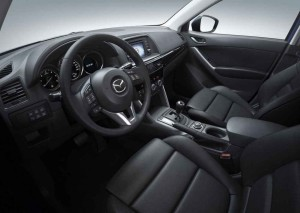 This is a well laid out interior with good controls and comfortable seats.