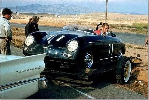 Die Cast Autoart S Mcqueen Porsche Speedster Savage On