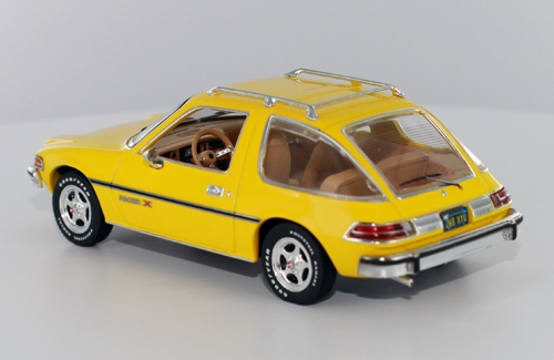 Die-cast: Ford Country Squire, AMC Pacer | Savage On Wheels