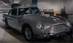 James bond cars, famous bond cars, bond car collector prices