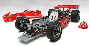 Without the body the Eagle chassis is a work of art too.