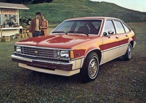 chevy citation, chevrolet citation, crappy cars of the 80's, promotional model cars, dealer promo models