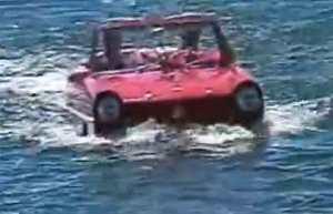 amphicar channel crossing