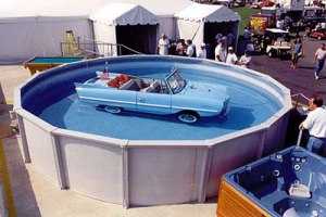 amphicar, Amphibious Vehicles, savageonwheels.com, collector cars, classic cars