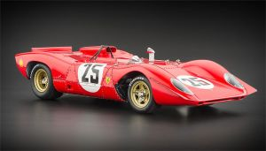 CMC gives us a clean pre-qualifying version of Mario Andretti and Chris Amon's 1969 Sebring racer.
