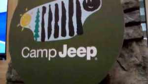 camp jeep, milwaukee auto show, jeep wrangler, jeep cherokee