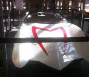 speed racer, milwaukee auto show, volo museum