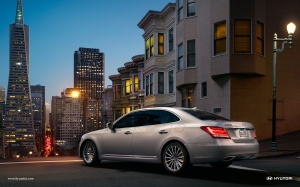 No denying this is a classy looking luxury sedan that Lexus or Mercedes would be proud to call their own.