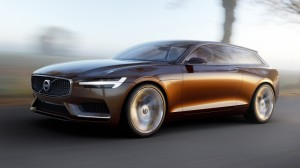 volvo-concept-estate, concept cars, volvo, geneva auto show.