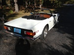 British sports cars, Triumph TR6, Triumph Tr4, Triumph GTph GTA6+, collectable british sports cars, chasing classic cars