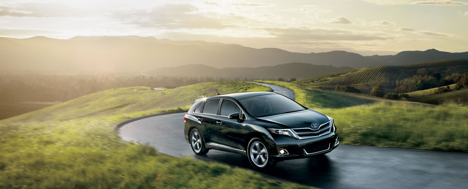 2014 toyota venza xle v6 awd savage on wheels. Black Bedroom Furniture Sets. Home Design Ideas