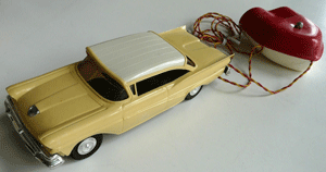 58-ford-remote-control, promo model cars, ford promo model cars