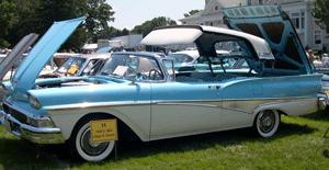 hardtop convertibles, ford skyliner