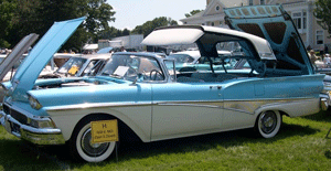 hardtop convertibles, ford skyliner