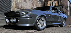 gone in 60 seconds, eleanor, eleanor mustang, collector cars, famous mustangs, iconic ford mustangs, ford mustang