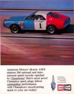 AMX, Art Arfons Green Monster, world speed records, Craig Breedlove, Bonneville Salt flats