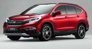 Honda-CR-V-2015, Motor Trend Suv of the year