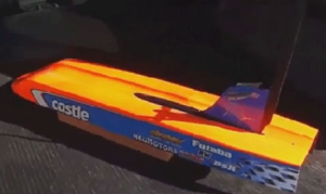 nic case, world's fastest r/c car