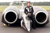 British Thrust SSC, craig breedlove, spirit of america, art arfons, green moster, land speed records.