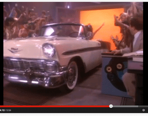 MTV, music video cars