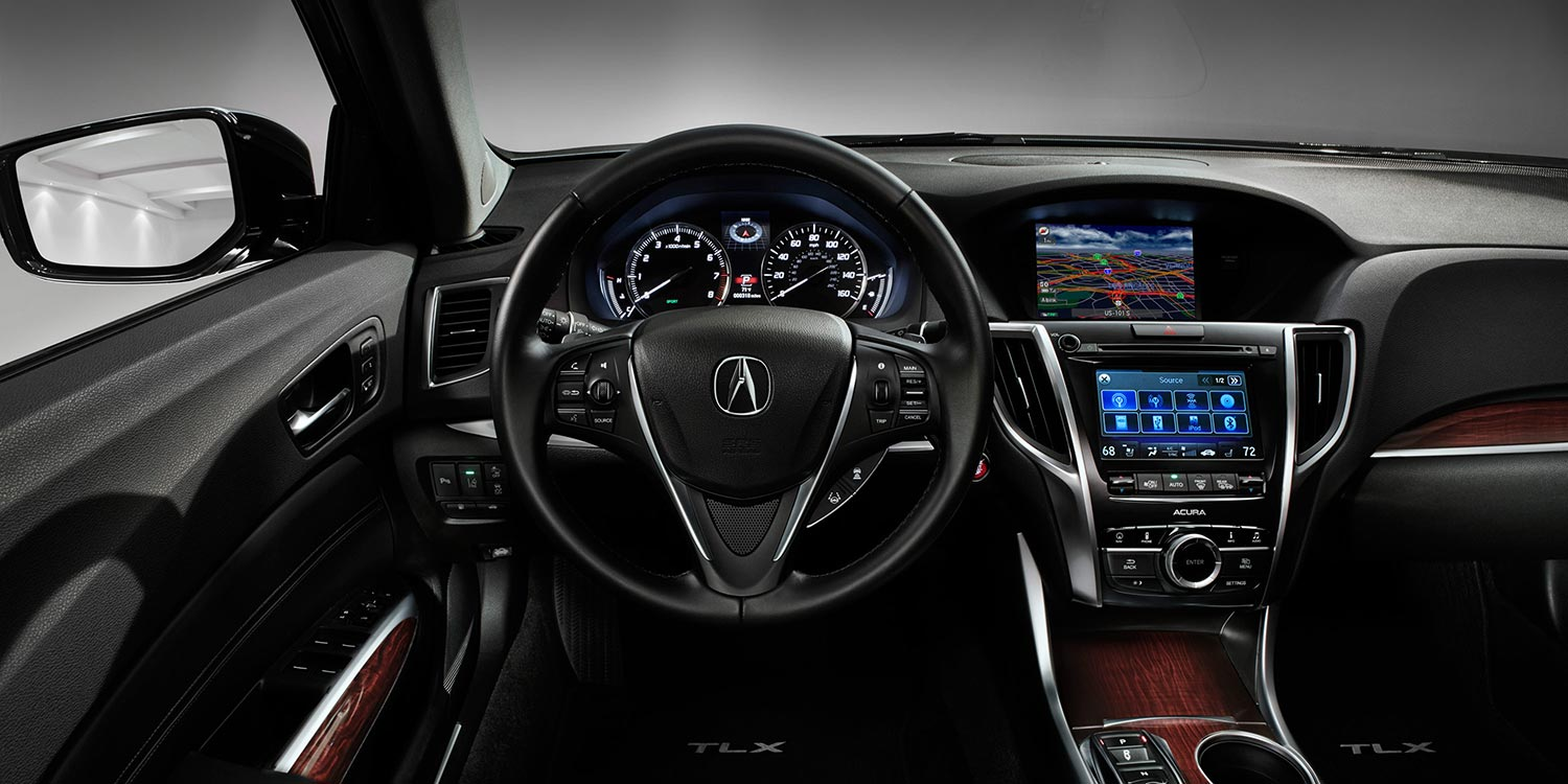 2015 Acura Tlx 3 5l Sh Awd Tech Savage On Wheels