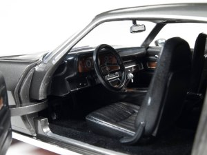 Even the seat backs fold forward and there's a cue-ball shifter.