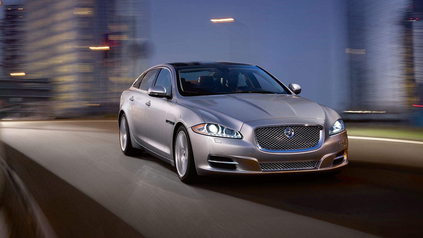 2015 Jaguar Xjl Portfolio Awd Savage On Wheels