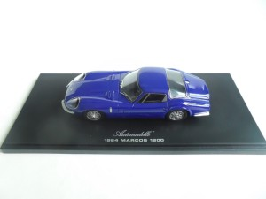 The rarer Tribute Edition is a gorgeous royal blue.