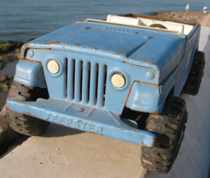 jeepster-project