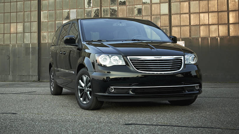 2015 Chrysler Town  Country S  Savage On Wheels