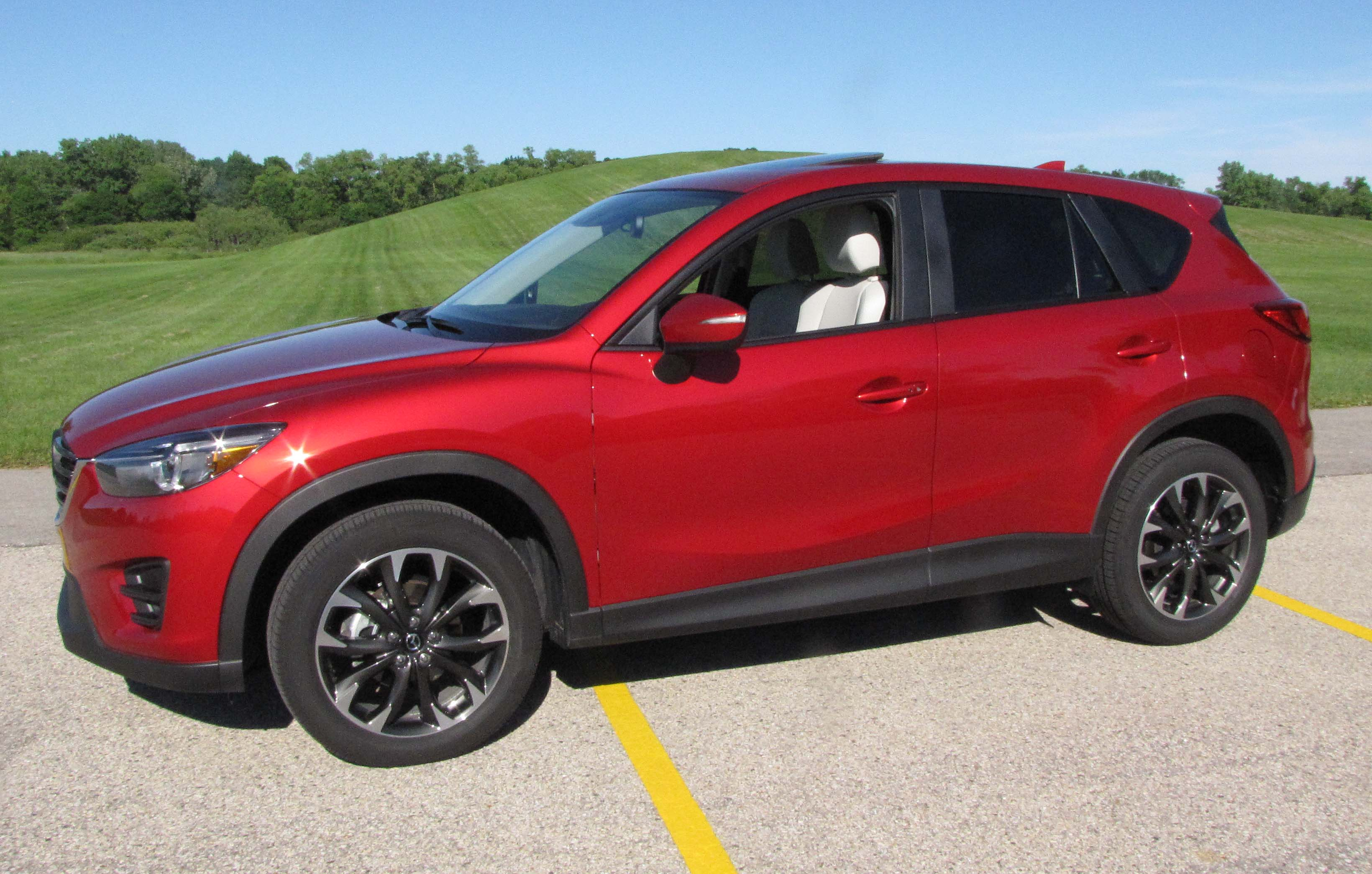 2016 Mazda CX-5 Grand Touring AWD | Savage On Wheels