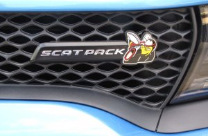 charger scat pack logo