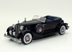 This gorgeous dark blue model is the rarer Tribute Edition.