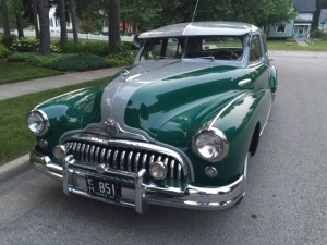 chasing classic cars, classic cars, collector cars, buick