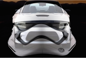 star wars the force awakens, star wars, storm trooper, dodge charger, dodge, charger